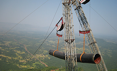 Kabel-/Rohr-/Leitungsbau